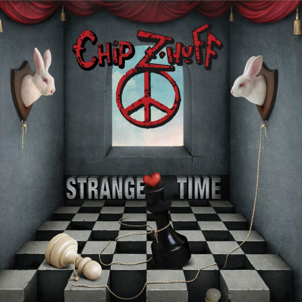 Chip Z'Nuff - Strange Time (CD)