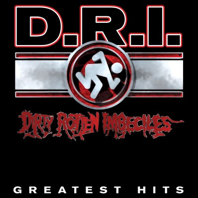 D.R.I. - Greatest Hits (LTD Clear LP)