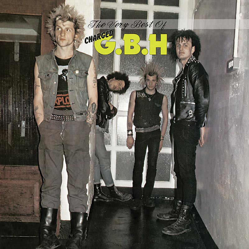 G.B.H. - The Very Best Of (LP)