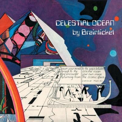 Brainticket - Celestial Ocean + Live In Rome 1973 (CD)
