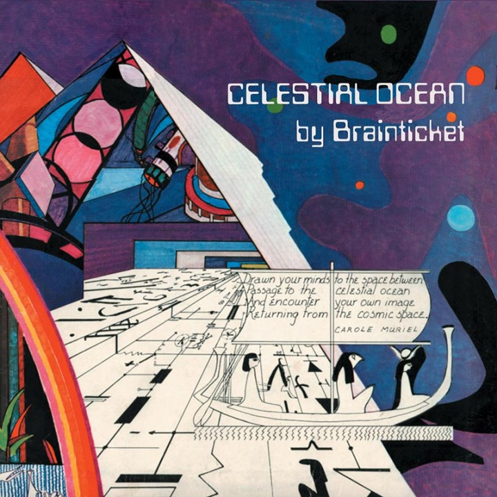 Brainticket - Celestial Ocean + Live In Rome 1973 (CD)