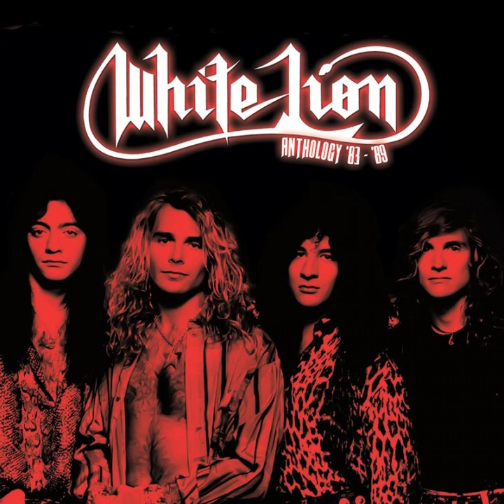 White Lion - Anthology '83-'89 (2 CD)