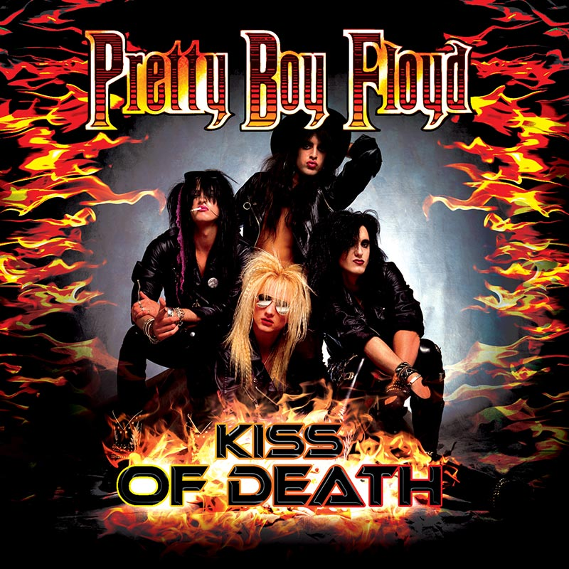 Pretty Boy Floyd - Kiss Of Death - A Tribute To Kiss (CD)