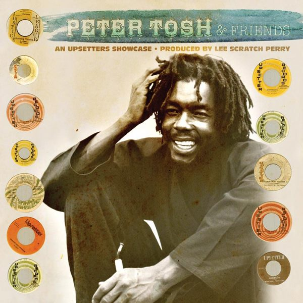 Peter Tosh & Friends - An Upsetters Showcase (CD)