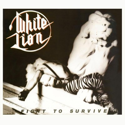 White Lion - Fight To Survive (CD)