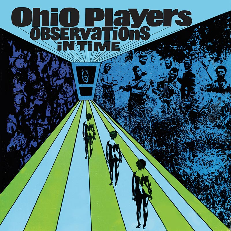 Ohio Players - Observations In Time (LP)