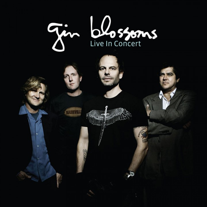 Gin Blossoms - Live In Concert (Limited Edition Clear LP)