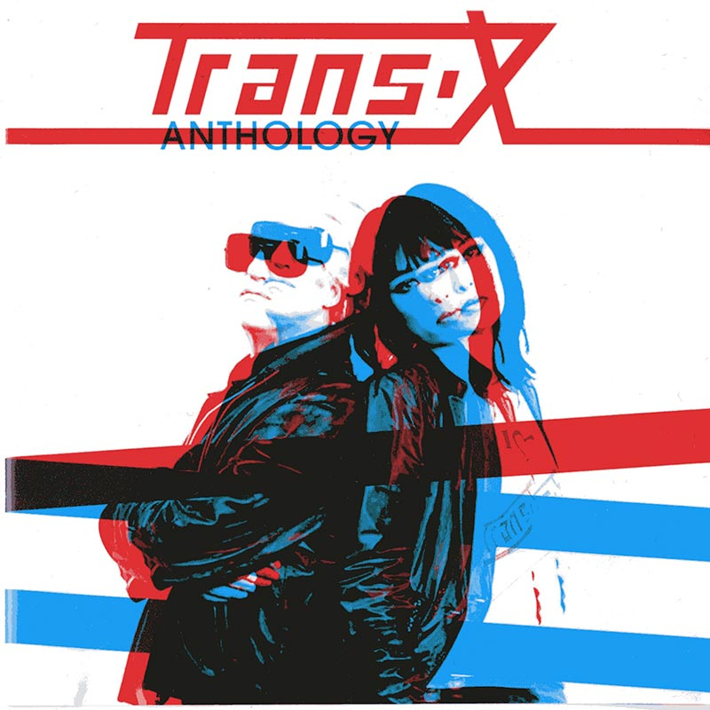 Trans X - Anthology (CD)