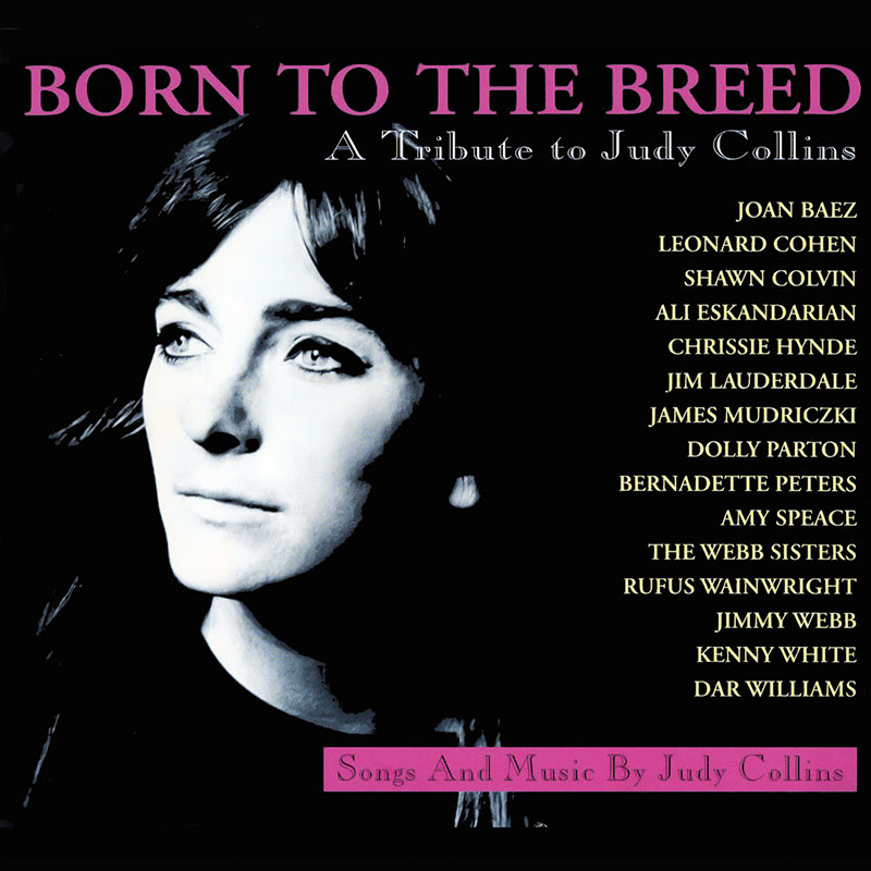 Born To The Breed - A Tribute to Judy Collins (CD)