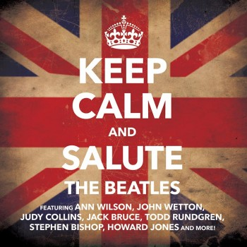 Keep Calm And Salute The Beatles (CD)