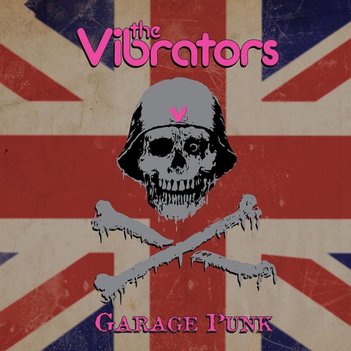 The Vibrators - Garage Punk (CD)