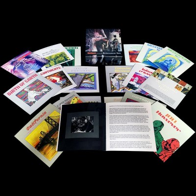Brainticket's Joel Vandroogenbroeck - The Coloursound Box (18 CDs + Booklet)