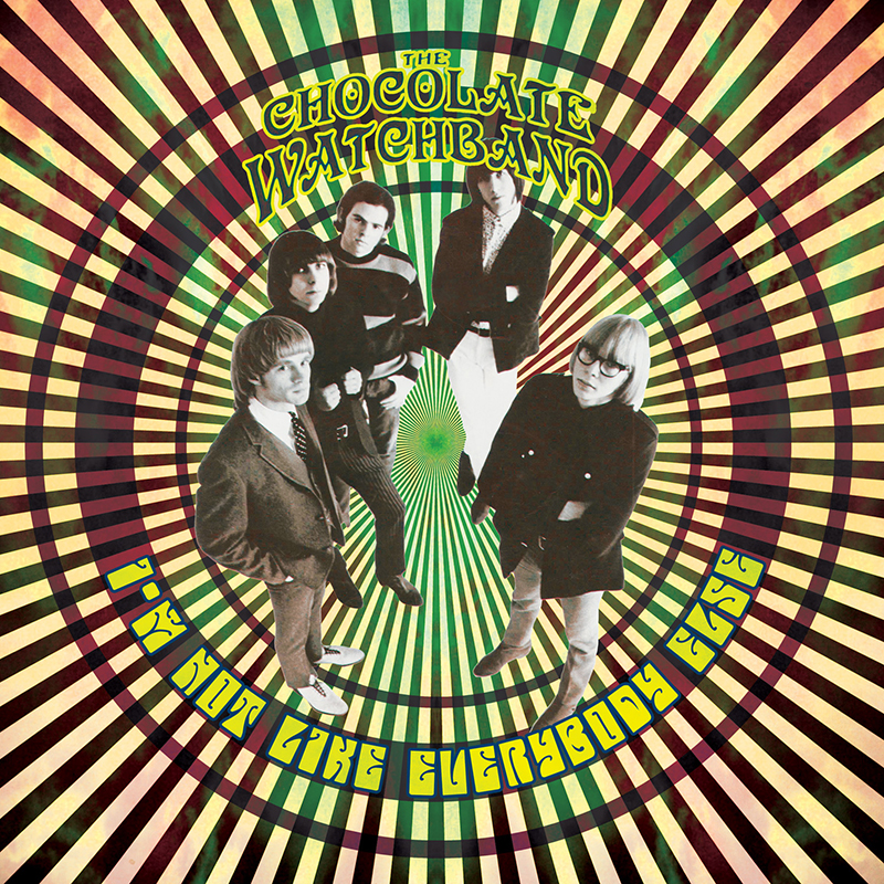 The Chocolate Watchband - I'm Not Like Everybody Else (CD)