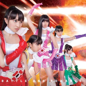 Momoiro Clover Z - Battle And Romance (2 CD)