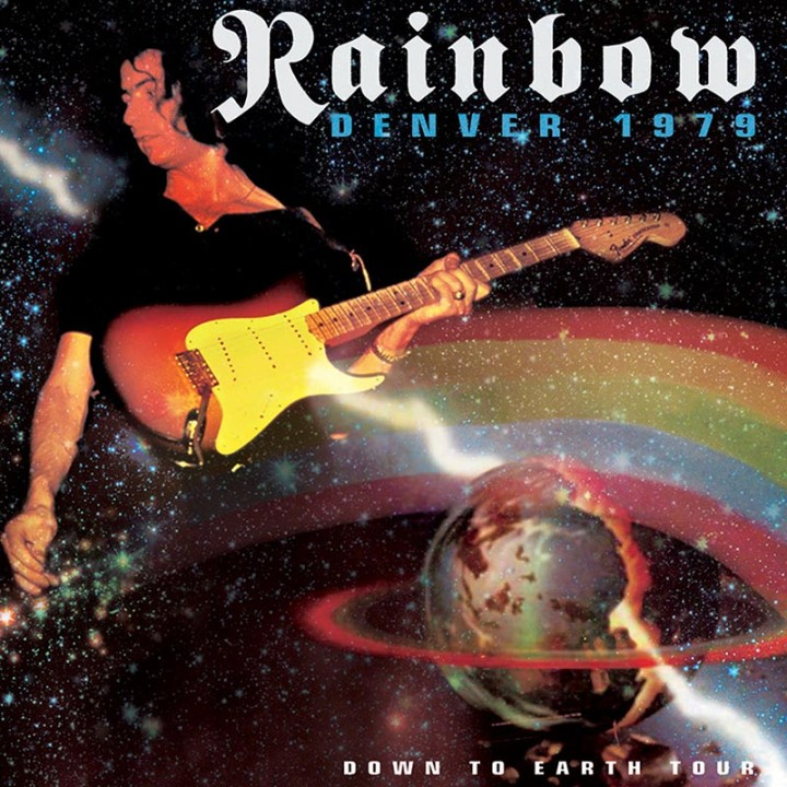 Rainbow - Denver 1979 (Limited Edition Red LP)