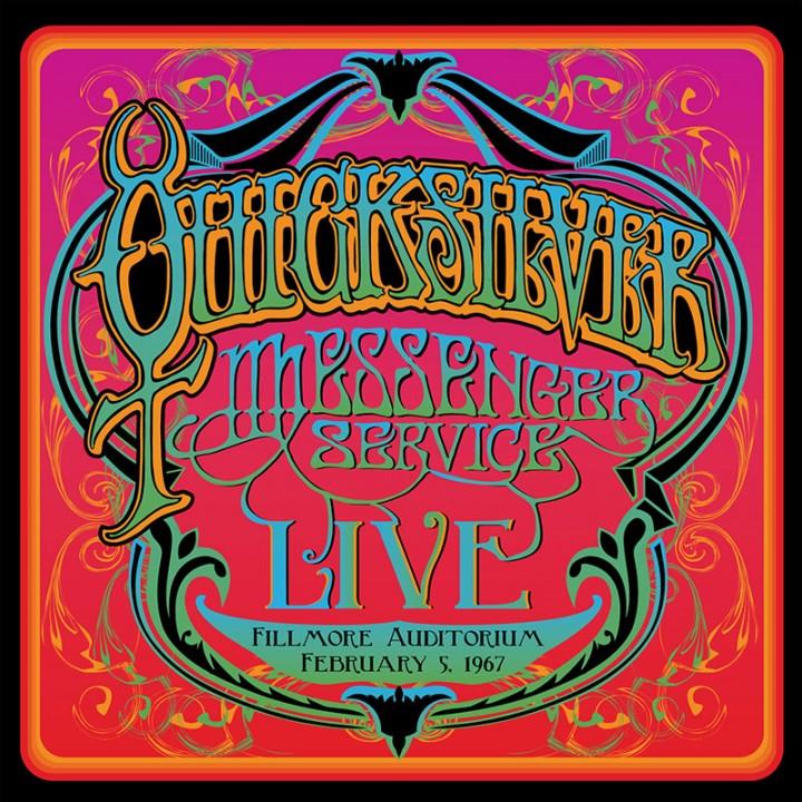 Quicksilver Messenger Service - Fillmore Auditorium - February 5, 1967 (2 CD)