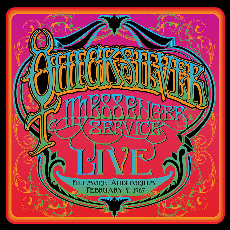 Quicksilver Messenger Service - Fillmore Auditorium - February 5, 1967 (2 CD)