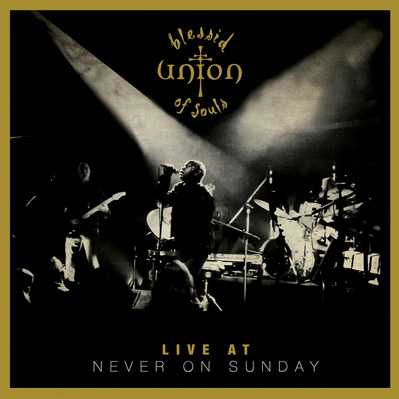 Blessid Union Of Souls - Live At Never On Sunday (CD/DVD)