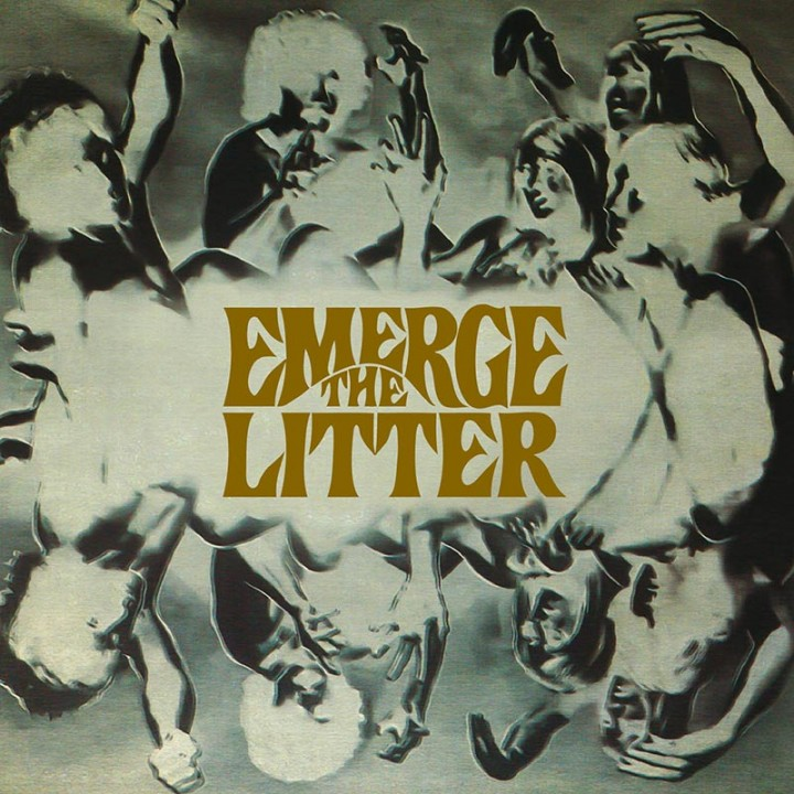The Litter - Emerge (CD)
