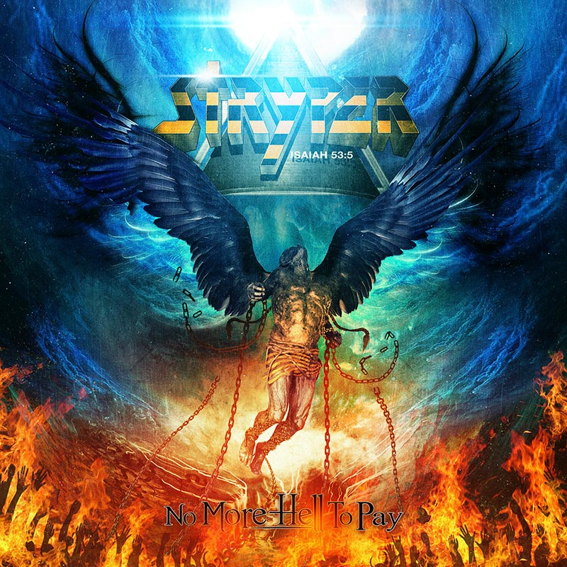 Stryper - No More Hell To Pay (Limited Edition Blue LP)
