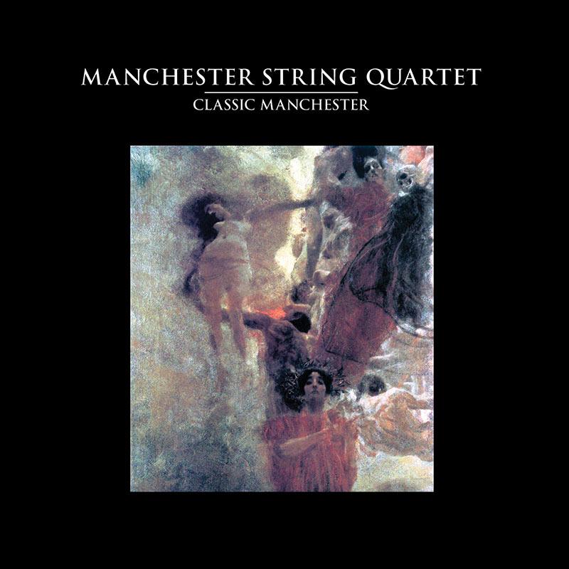 Manchester String Quartet - Classic Manchester (CD)