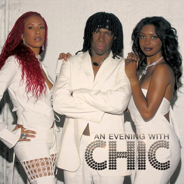 Chic - An Evening With Chic (CD/DVD)