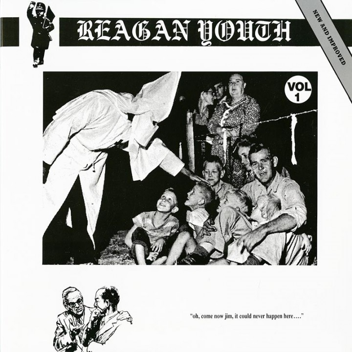 Reagan Youth - Volume (Limited Edition Clear LP)