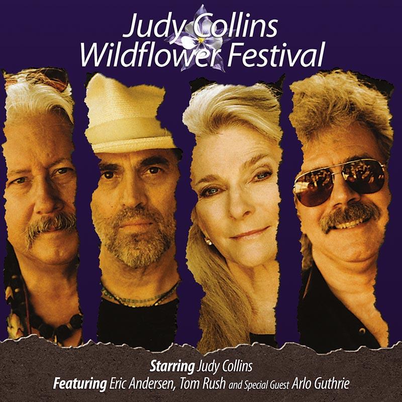 Judy Collins - Wildflower Festival (CD/DVD)