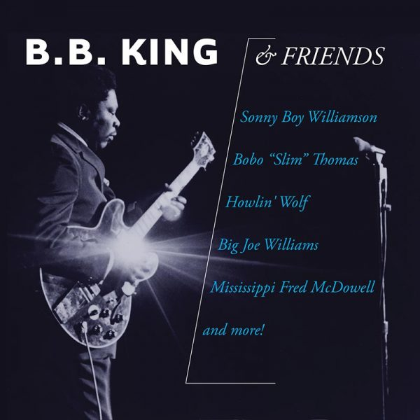 B.B. King & Friends (2 CD)