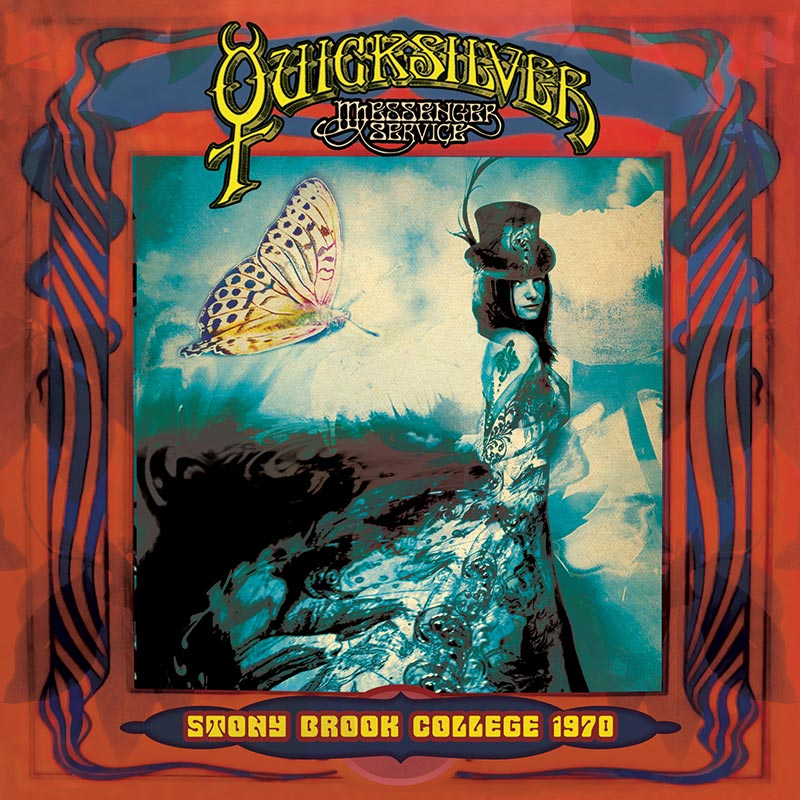 Quicksilver Messenger Service - Stony Brook College, New York 1970 (2 CD)