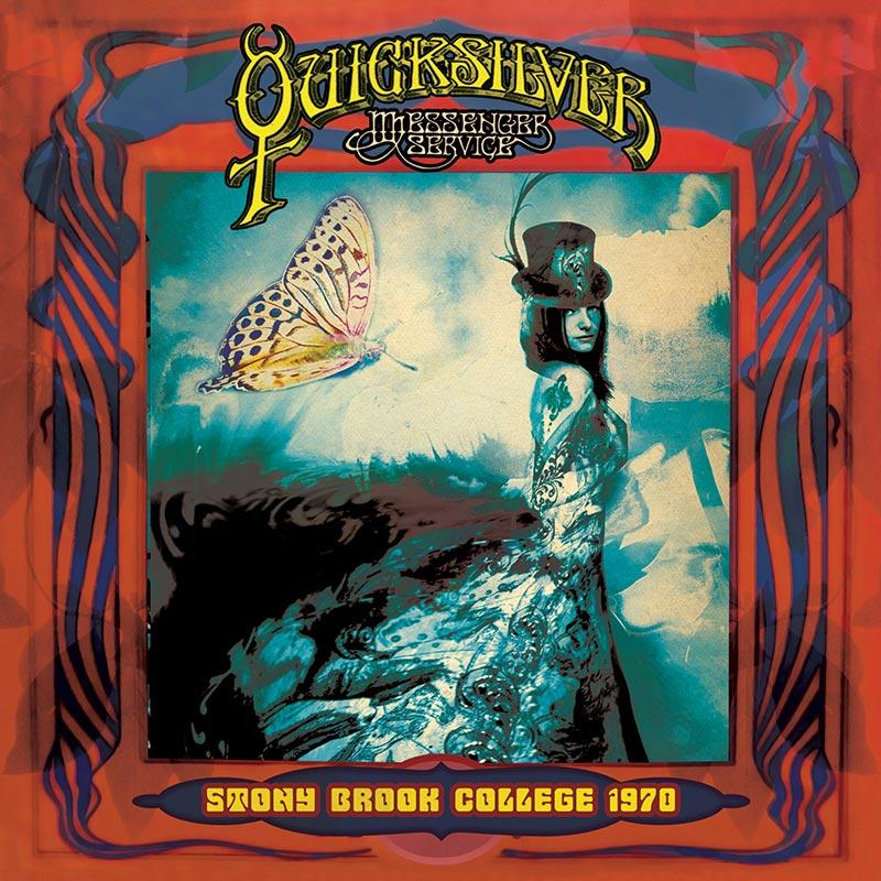 Quicksilver Messenger Service - Stony Brook College, New York 1970 (2 CD)