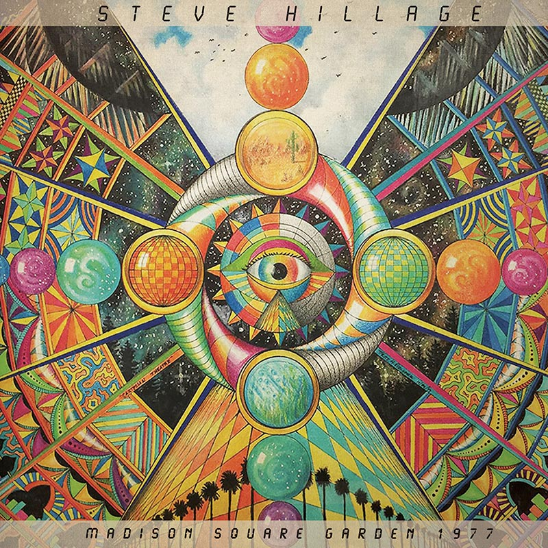 Steve Hillage - Madison Square Garden 1977