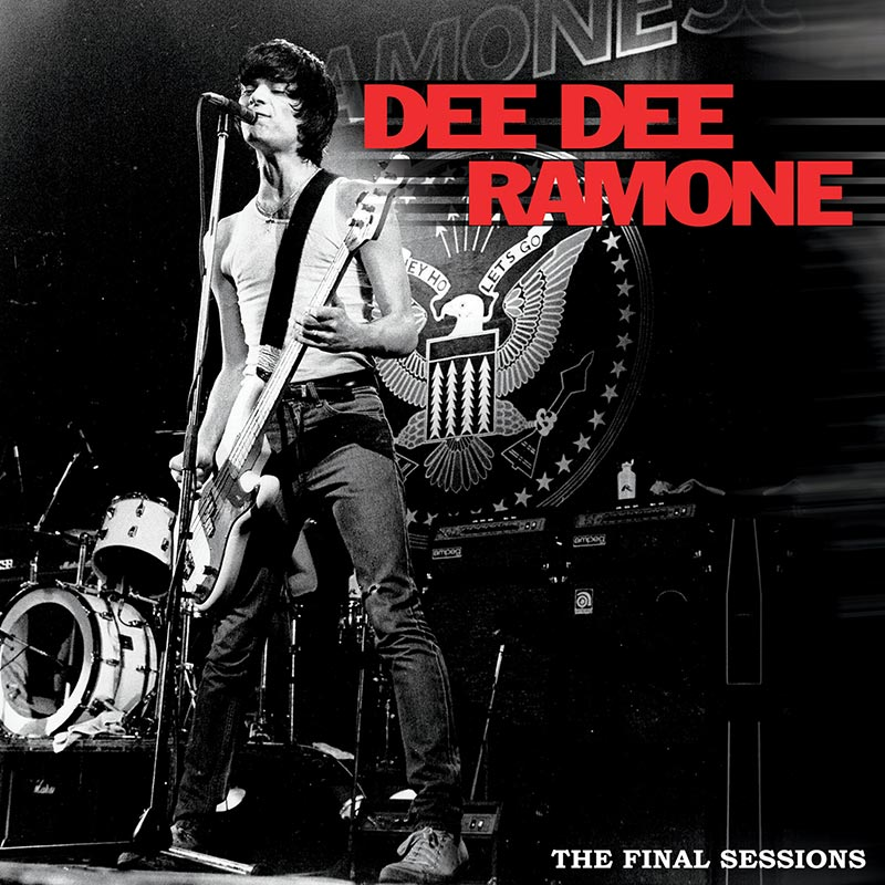 Dee Dee Ramone - The Final Sessions (Limited Edition LP)