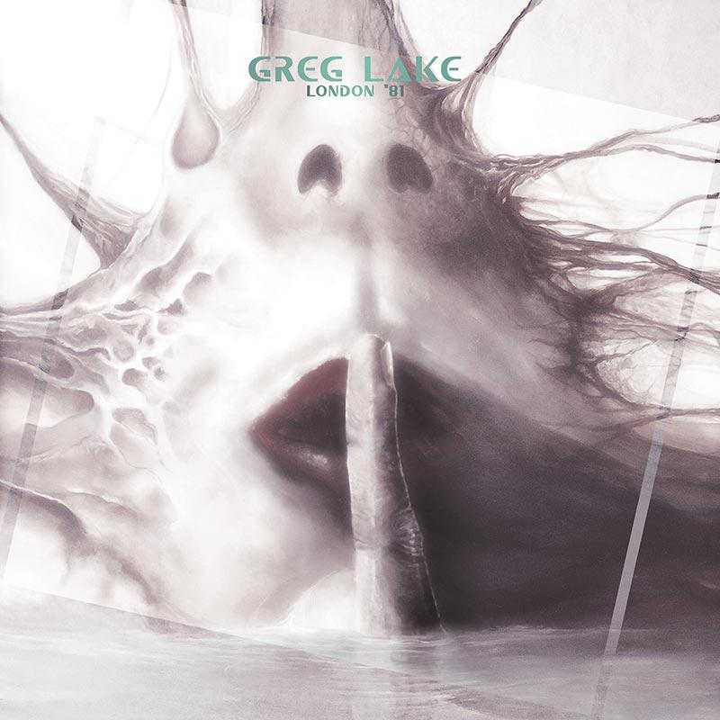 Greg Lake - London '81 (CD)