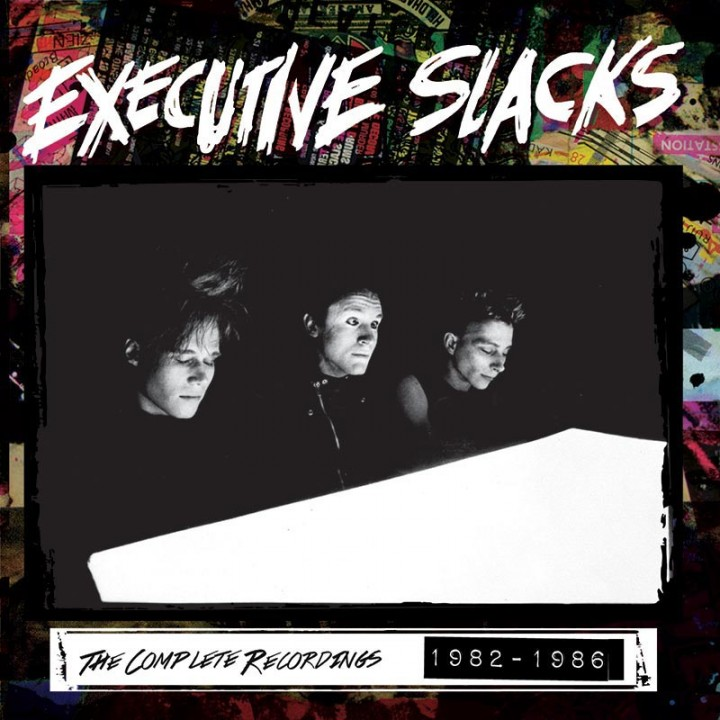 Executive Slacks - The Complete Recordings 1982-1986 (2 CD)