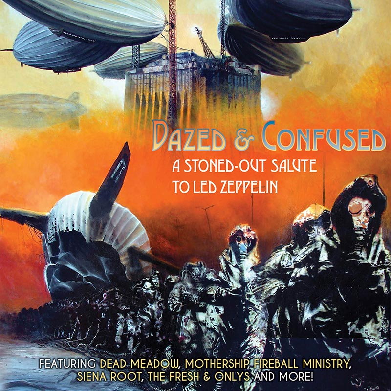 Dazed And Confused - A Stoned-Out Salute To Led Zeppelin (CD)