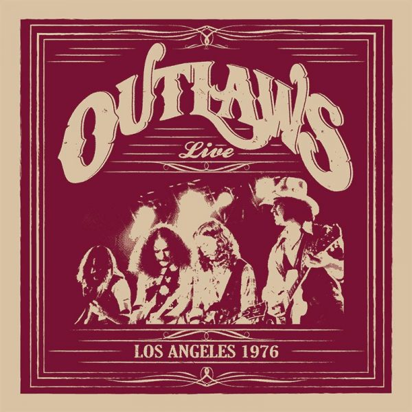 Outlaws - Los Angeles 1976 (CD)