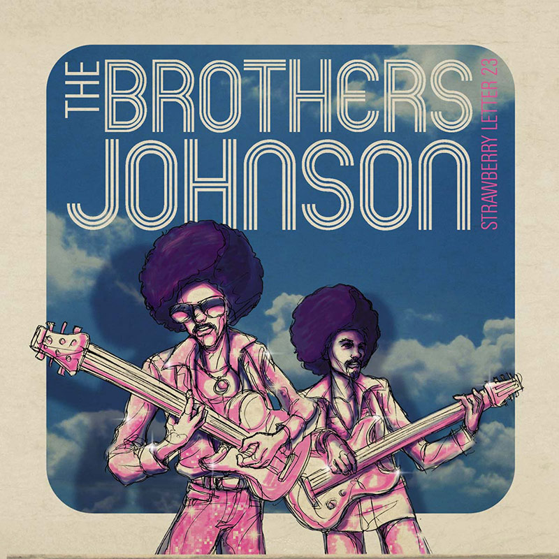 The Brothers Johnson - Strawberry Letter 23 - Live (CD + DVD)