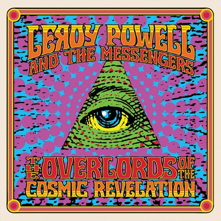 Leroy Powell & The Messengers - The Overlords Of The Cosmic Revelation (CD)
