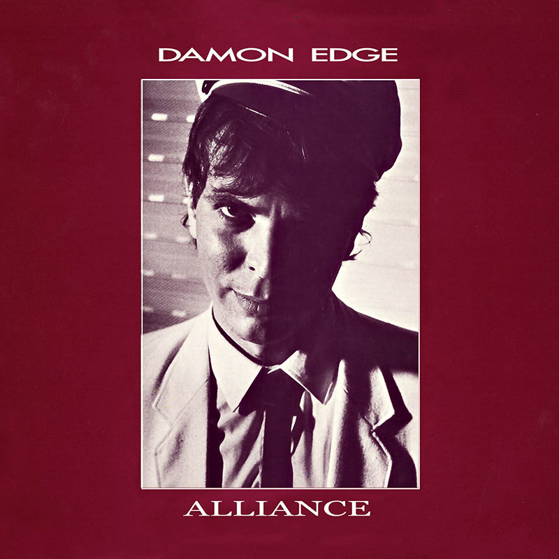 Damon Edge - Alliance (Limited Edition Clear LP)