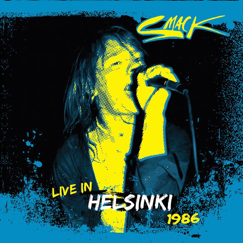 Smack - Helsinki 1986 (CD)