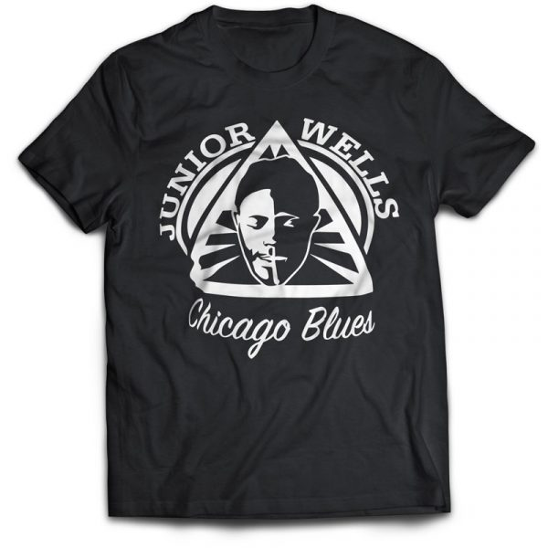 Junior Wells - Chicago Blues (T-Shirt)
