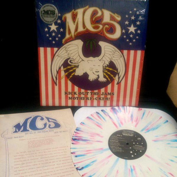 MC5 - Kick Out The Jams Motherf*cker (LP)