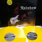 Rainbow - Long Island 1979 (Limited Edition Yellow LP)