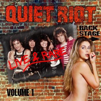 Quiet Riot - Live & Rare (CD)