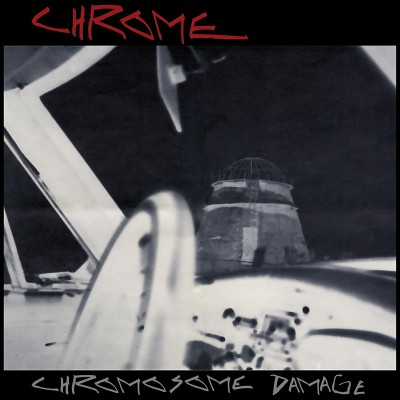 Chrome - Chromosome Damage - Live In Italy 1981 (Limited Edition Clear LP)