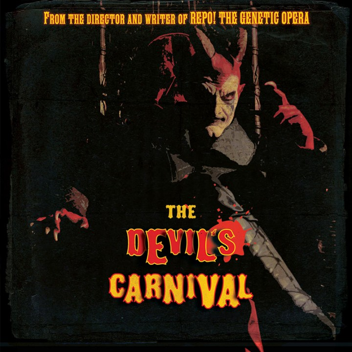 The Devil S Carnival 2012 Lp Cleopatra Records Store