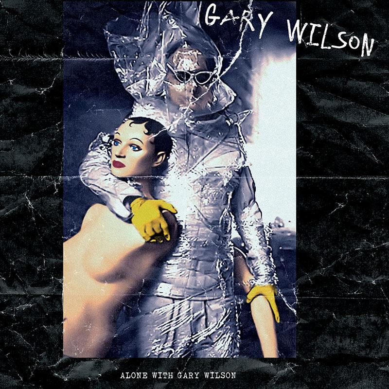 Gary Wilson - Alone With Gary Wilson (CD)