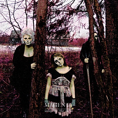 Magenta - Songs For The Dead (CD)