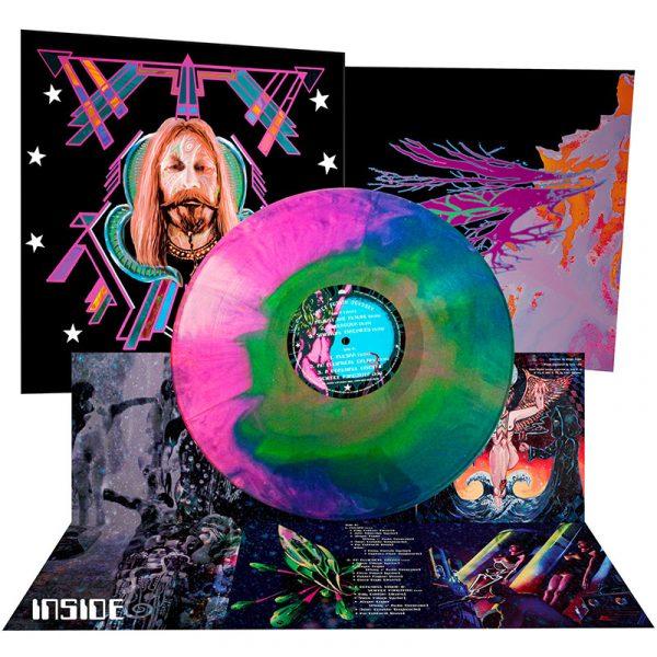 Nik Turner - Space Fusion Odyssey (Limited Edition Starburst LP)